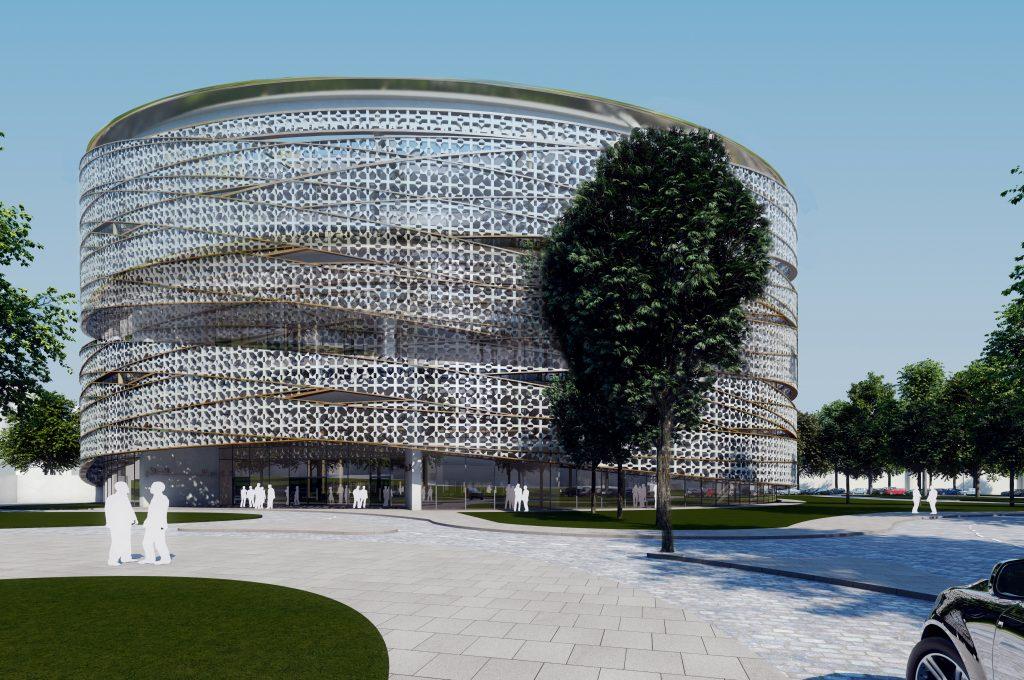 Jesoor Al-Salaam Building