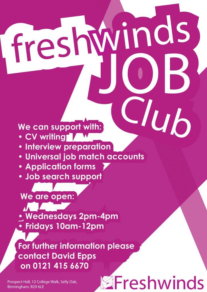 job-club-poster