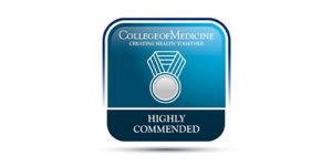 Our Integrated Medicine services come Highly Recommended by the College of Medicine